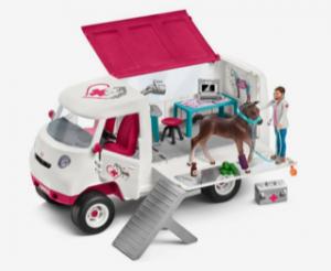 Schleich, mobile Tierärztin