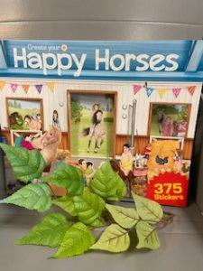 Stickerbuch Happy Horses