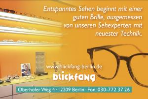 Blickfang Augenoptik