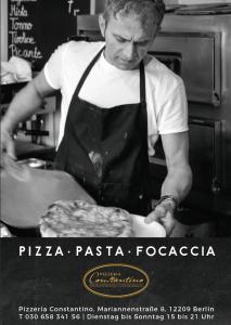 Anzeige Pizzeria Constantino