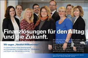 Serviceteam Deutsche Bank