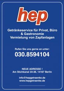 Getraenkeservice hep
