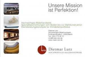 Malermeister Dietmar Lutz