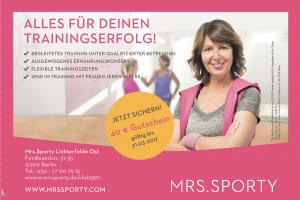 Mrs Sporty Lichterfelde-Ost