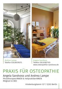Praxis für Osteopathie Sandvoss