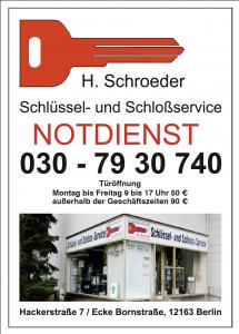 Schluesseldienst H. Schroeder