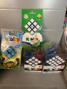 Rubiks Geduldspiele