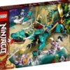 Lego Ninjago Dschungeldrache