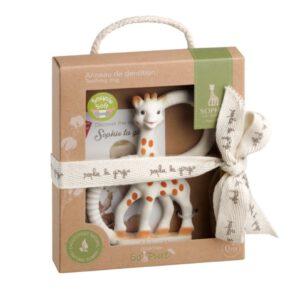 Beißring Sophie la Girafe Geschenk